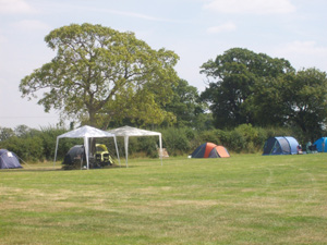 White Pump Farm Photo Gallery - Camping and Caravanning in the Staffordshire Countryside